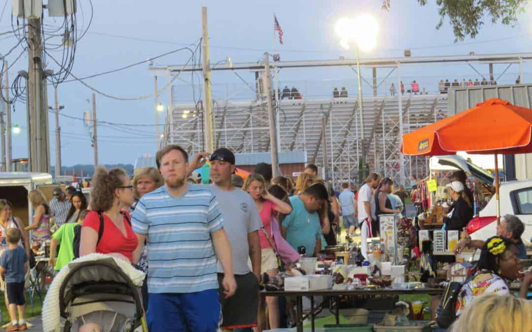 "Belvidere Illinois Late ""Fall"" Night Flea Market September 21, 2019"