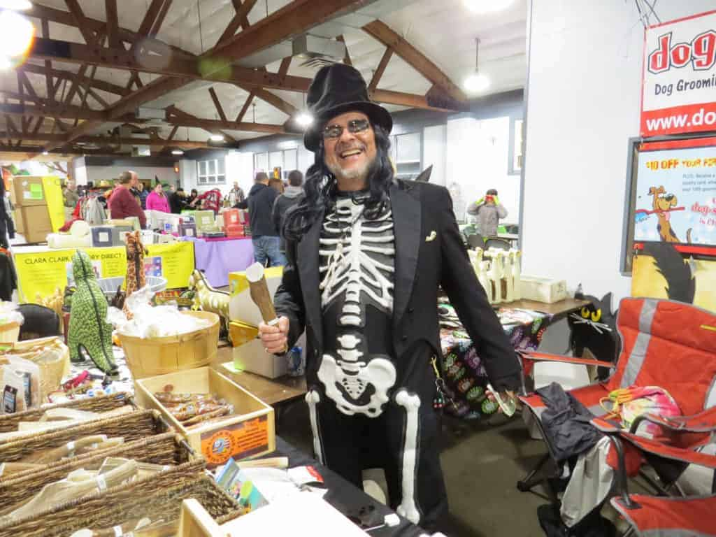 Wheaton Illinois Haunted Halloween Flea Market