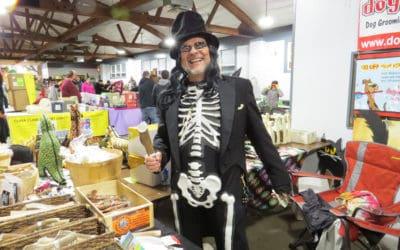 7th Annual Wheaton Illinois Haunted Halloween Flea Market