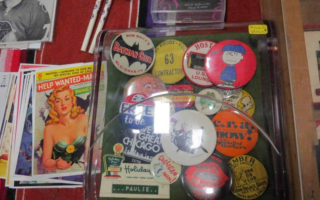 Wheaton (Chicago) Illinois Antique Vintage Flea Market