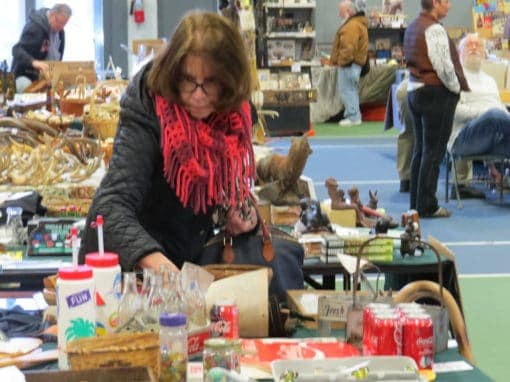 Wheaton (Chicago) Illinois Antique Vintage Flea Market