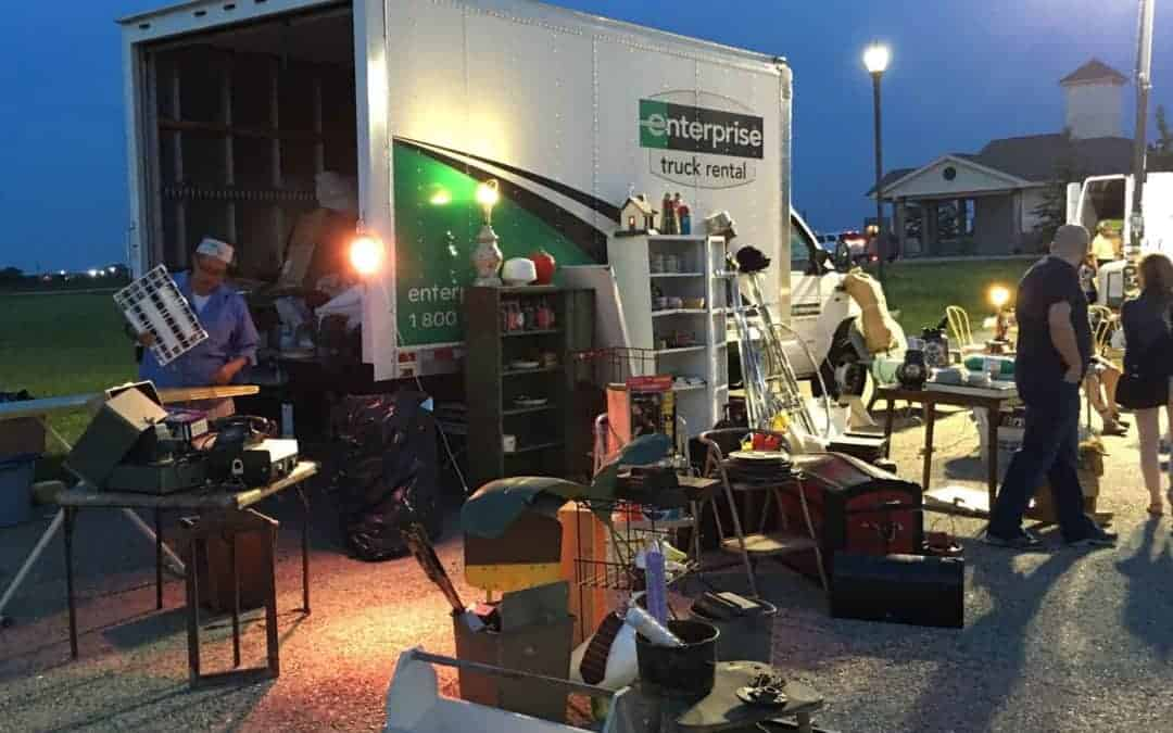 Grayslake Late Night Flea Market May 25