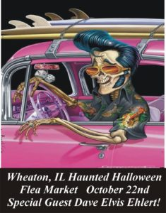 Wheaton Illinois Haunted Flea Market