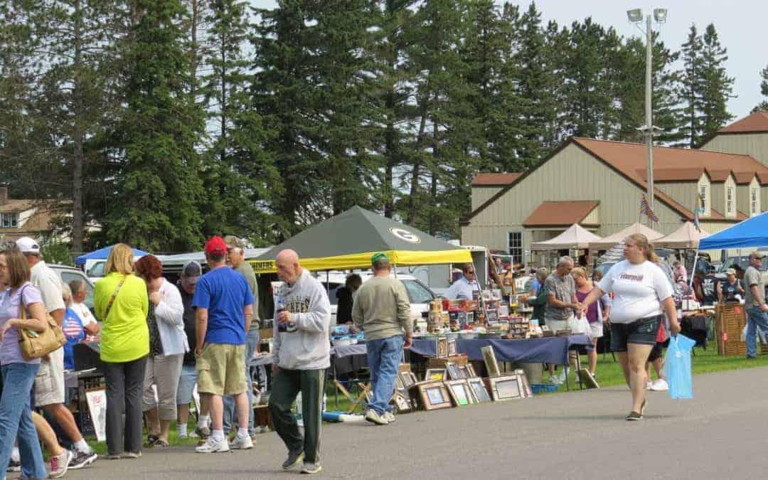Antigo Wisconsin Flea Markets