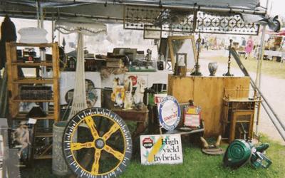 2017 Centreville Michigan Antique Vintage Flea Market