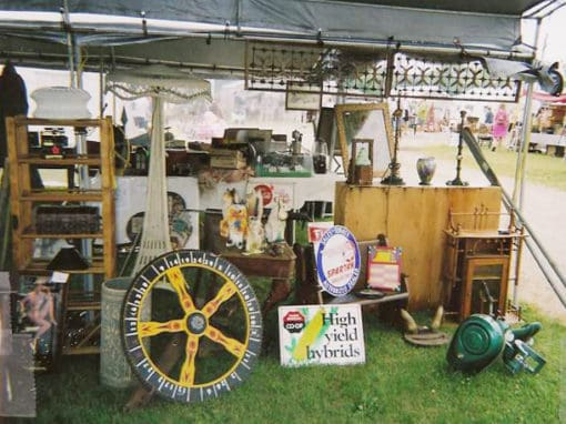 Centreville Michigan Antique Flea Market May 13