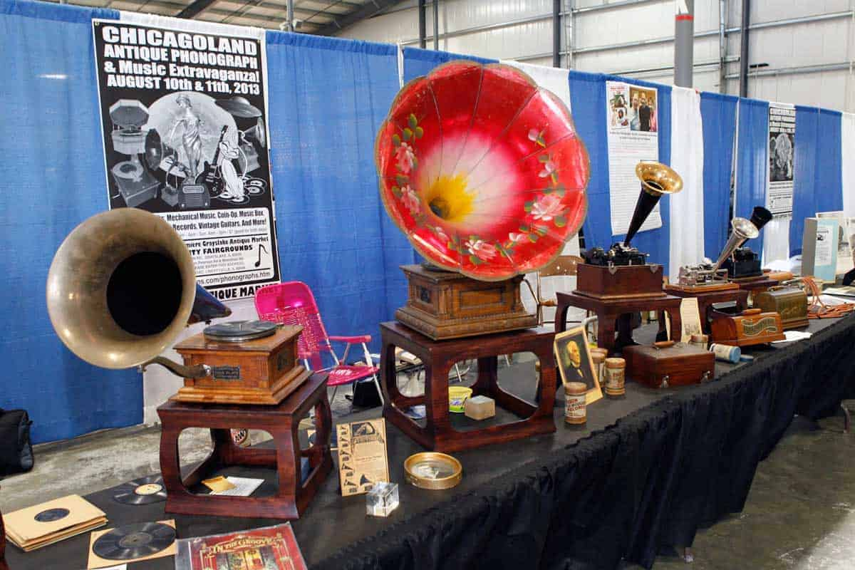 Chicago phonograph show zurko promotions for Jewelry show chicago 2018