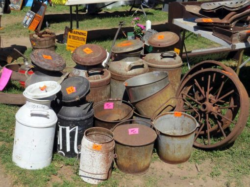 Antigo Wisconsin Flea Market Labor Day Weekend 2017