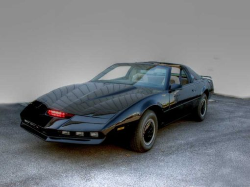 Kitt From Knight Rider