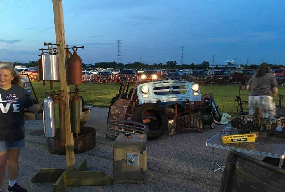 Grayslake Moonshine Late Night Flea Market
