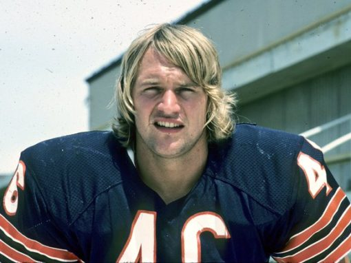 Former Bears Player Doug Plank